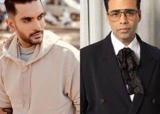 Exclusive! From Gucci shoes to Balenciaga jackets, here's all that Angad Bedi literally kept for himself from Karan Johar's wardrobe