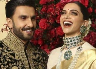 When Deepika Padukone forgot that she is Ranveer Singh's wife! - watch video
