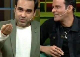 The Kapil Sharma Show: Pankaj Tripathi gets teary-eyed recalling how he stole idol Manoj Bajpayee's slippers