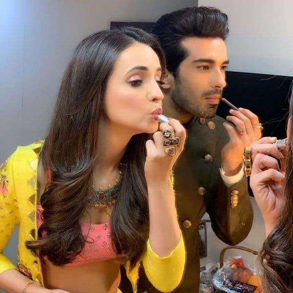 सोलमेट हैं Sanaya Irani और Mohit Sehgal