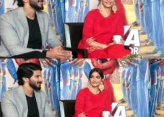 The Zoya Factor: Sonam Kapoor enacts how 'studious' Dulquer Salmaan was sitting when she first met him (EXCLUSIVE VIDEO)