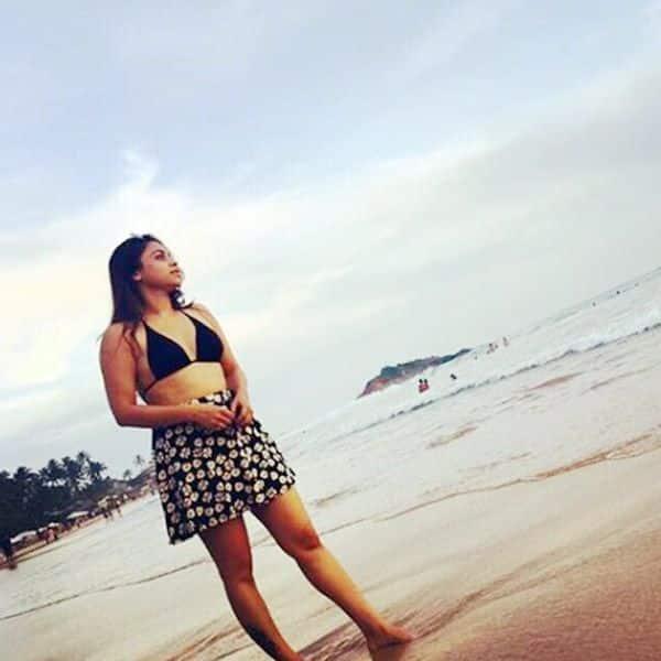 Sumona Chakravarti has wreaked havoc in bikini