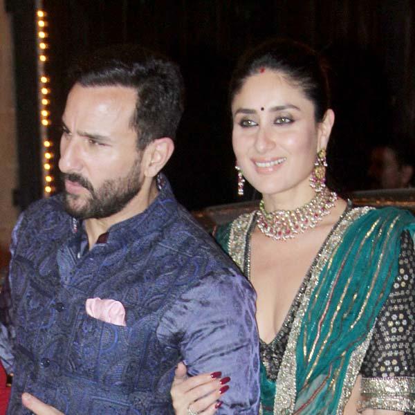 पति Saif Ali Khan के साथ पहुंची थी बेबो