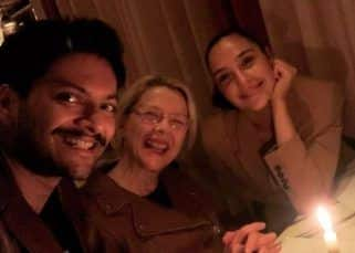 Ali Fazal rings his birthday in with Wonder Woman Gal Gadot