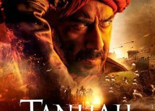 Taanaji - The Unsung Warrior FIRST POSTER: Ajay Devgn as the fierce freedom fighter will raise your excitement!