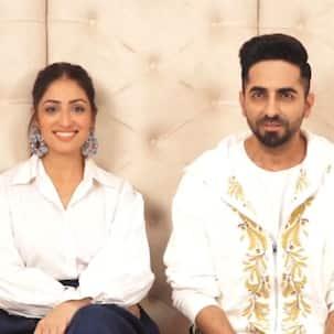 Bala: Ayushmann Khurrana and Yami Gautam turn their goofy side on in this interview – watch video