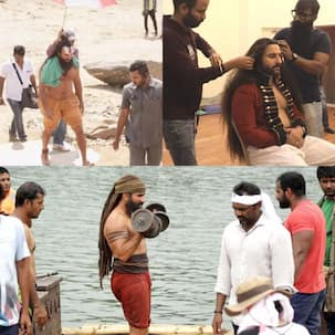 Laal Kaptaan -Behind The Scenes: Saif Ali Khan says 'This film will kill me' as he transforms into The Hunter