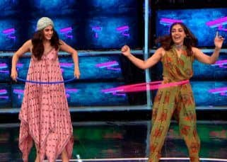 Bigg Boss 13 Weekend Ka Vaar Day 20: Taapsee Pannu and Bhumi Pednekar introduce Sand in the house
