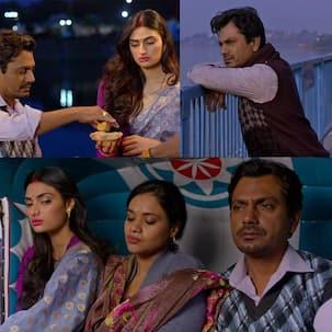 Motichoor Chaknachoor song Choti Choti Gal: Nawazuddin Siddiqui and Athiya Shetty's emotional track tugs at your heartstrings
