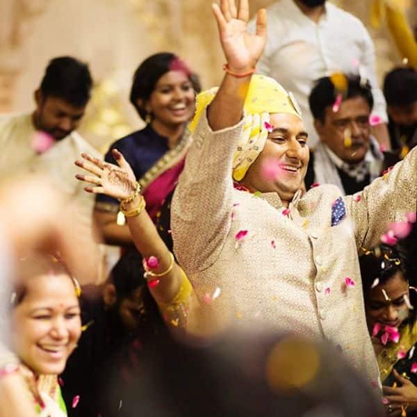शादी के मंडप में दिखी Mohena Kumari Singh के भाई के चेहरे पर खुशी