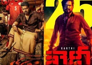 South releases this week: Thalapathy's Vijay and Karthi's Kaithi