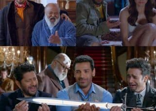 Pagalpanti trailer: Hop on this hysterical ride with John Abraham and Anil Kapoor as they remind you of Welcome