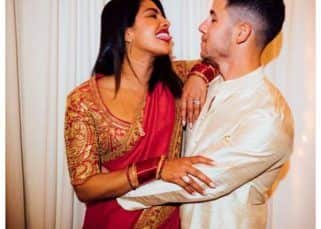 Nick Jonas had the most fun on his first Karwa Chauth with Priyanka Chopra - view pics