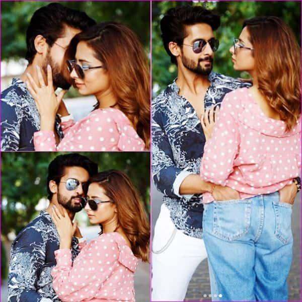 पत्नी Sargun के साथ नजर आए Ravi