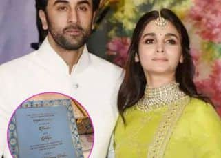 Soni Razdan and Mukesh Bhatt strongly react to Alia Bhatt and Ranbir Kapoor's FAKE wedding card