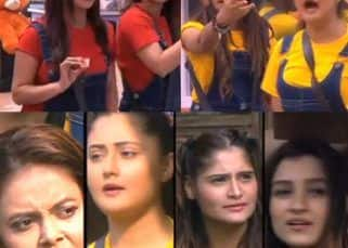Bigg Boss 13: Sidharth Shukla and Devoleena Bhattacharjee have a war of words in the ticket to finale task - watch video
