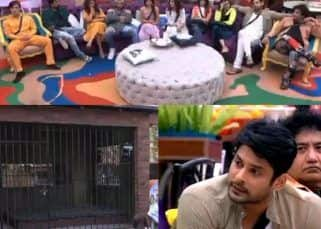 Bigg Boss 13 Day 18 Live Updates: Shehnaaz and Siddharth Shukla are the first housemates to be locked in the jail