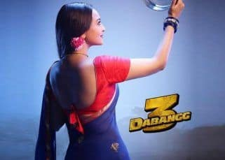 Dabangg 3 poster: Sonakshi Sinha slays it with her desi charm as Rajjo in this special Karva Chauth look