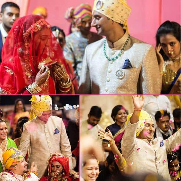 देखिए Mohena Kumari Singh की शादी की अनदेखी तस्वीरें