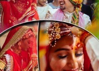 Yeh Rishta Kya Kehlata Hai फेम Mohena Kumari Singh की शादी की अनदेखी तस्वीरों ने मचाया सोशल मीडिया पर धमाल