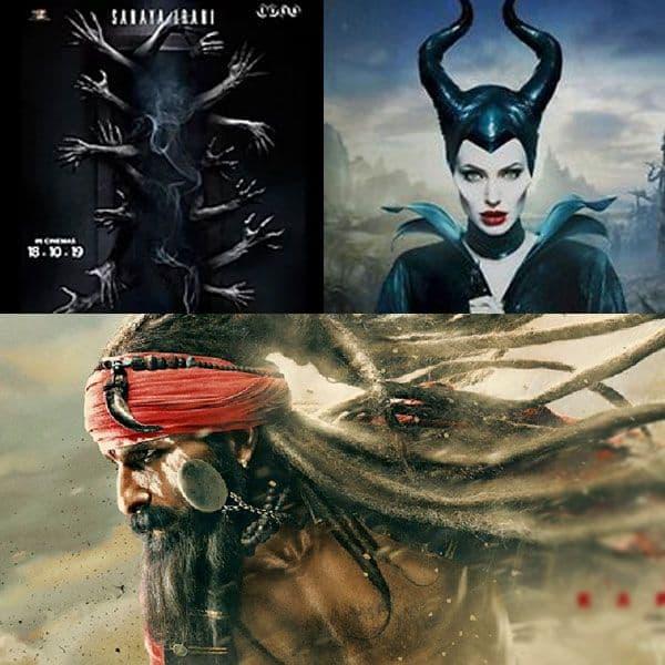 Movies This Week Maleficent 2 Ghost Laal Kaptaan