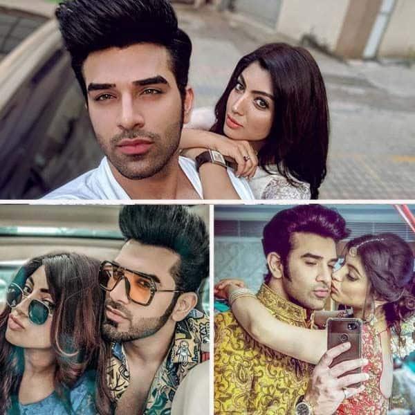 paras chhabra and akanksha puri romantic pictures