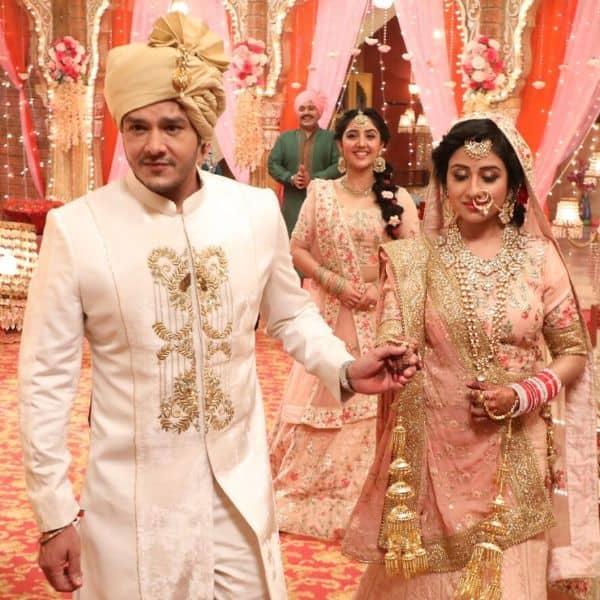 Patiala Babes actors Paridhi Sharma and Aniruddh Dave out ...