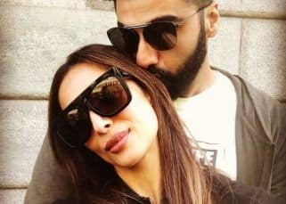 On Malaika Arora's birthday, Arjun Kapoor shares an UNSEEN throwback picture and it's all about kisses and 'hearts'