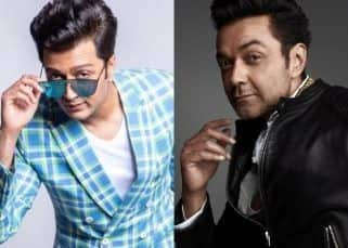 Housefull 4: Riteish Deshmukh sure is a prank master, but Bobby Deol has some dirt on him too! [Exclusive]