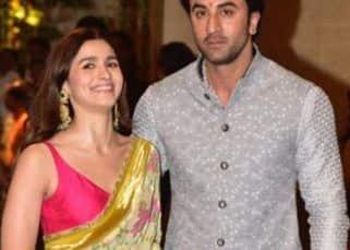 Here's how Ranbir Kapoor helped his girlfriend Alia Bhatt deal with Kalank's failure