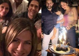 Saif-Kareena's anniversary celebration to Jennifer Aniston's FRIENDS selfie , here are the VIRAL pictures of the week