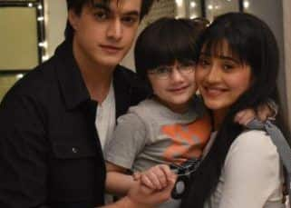 Yeh Rishta Kya Kehlata Hai SPOILER ALERT! Naira decides NOT to leave the city after Kartik gives her Kairav's custody