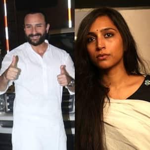 Laal Kaptaan: 'Wasn't intimidated by Saif Ali Khan's persona' Zoya Hussain talks about her co-star