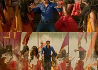 Dabangg 3 song Hud Hud: Salman Khan spits fire and moves his butt in this foot tapping number