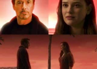 Avengers: Endgame's deleted scene starring Robert Downey Jr and Katherine Langford is finally out and it is a real tearjerker