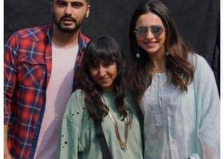 Arjun Kapoor and Rakul Preet start shooting for Kasshvie Nair's untitled