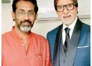 Filmmaker Nandi Chinni Kumar sends legal notices to Amitabh Bachchan and Jhund makers for copyright violation