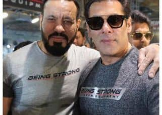 Salman Khan shares pic with bodyguard Shera after they complete 25 years together