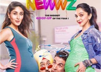Good Newwz Posters: Akshay Kumar and Diljit Dosanjh are stuck in the biggest goof-up of the year