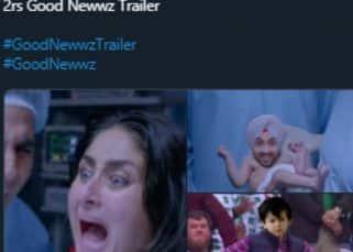 Good Newwz trailer: Akshay Kumar-Kareena Kapoor-Diljit Dosanjh-Kiara Advani starrer sparks an ROFL meme fest