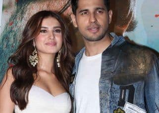 Marjaavaan: 'Tara thinks, she is from London,' Sidharth Malhotra mocks his co-star - watch exclusive video