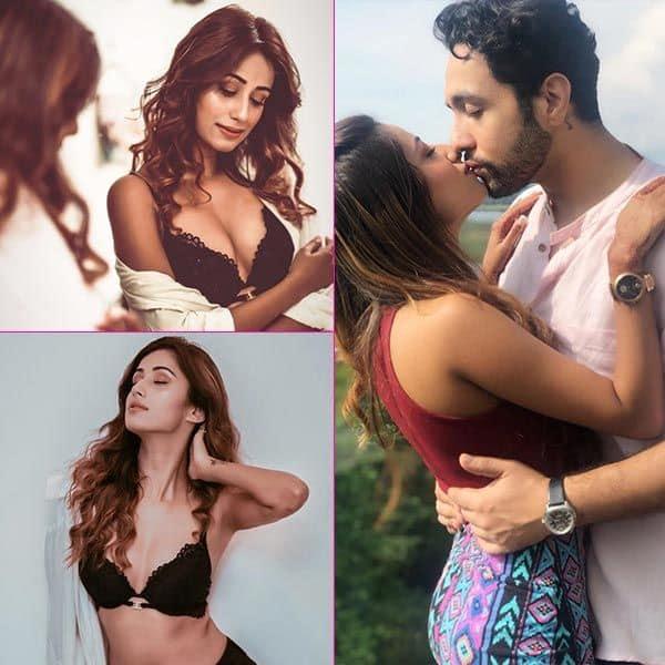 किस करते हुए अध्ययन सुमन और मायरा मिश्रा की पिक्स वायरल