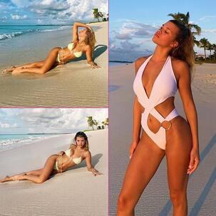 अमेरिकन मॉडल Sofia Richie की बिकिनी फोटोज ने इंटरनेट पर लगाई आग