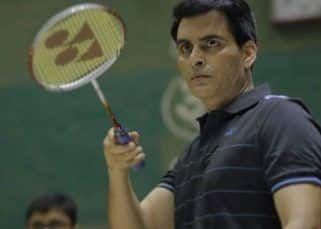 Manav Kaul unveils his first look from Saina Nehwal biopic, shuttler reacts