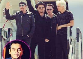 AR Rahman teams up with U2 for a new single Ahimsa