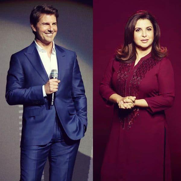 Farah Khan: I definitely want to make Tom Cruise dance