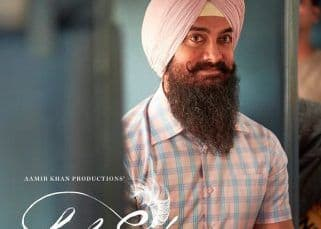Laal Singh Chaddha first poster: Aamir Khan nails the Sardar look with a turban but it's his smile that's winning us over