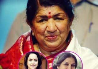 Hema Malini, Shabana Azmi wish Lata Mangeshkar a speedy recovery