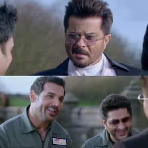 Pagalpanti promo 2: Anil Kapoor and John Abraham's dialoguebaazi will leave you in splits