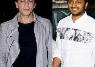Marjaavaan: Riteish Deshmukh thanks Shah Rukh Khan for coming to the aid of his dwarf character
